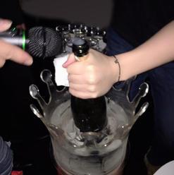 シャンパンオープン(^^♪