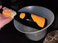 昨日は初めてソウメイオレンジ飲ませていただいた🥺の写真