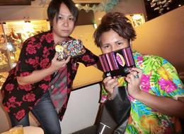 歌舞伎町ホストクラブNoelのイベント「🌟お土産🎶イベント🌟」の様子