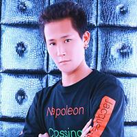千葉ホストクラブのホスト「雅」のプロフィール写真
