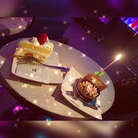 昨日はお客様の誕生日&私の入店1周年のの写真
