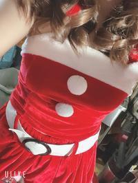 サンタさんの写真