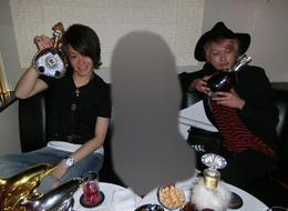 歌舞伎町ホストクラブNoelのイベント「🌟桜木 瑠偉 主任🌟 昇格祭イベント☆彡」の様子