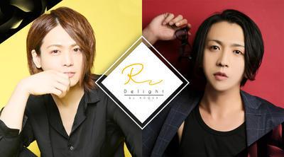 歌舞伎町}ホストクラブ「R TOKYO -Delight by ACQUA-」のメインビジュアル