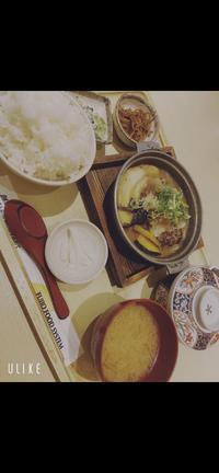 お疲れ様です〜✨夜ご飯美味しかった😋の写真
