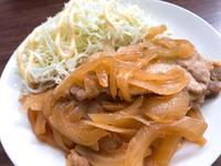 生姜焼き定食🍚の写真