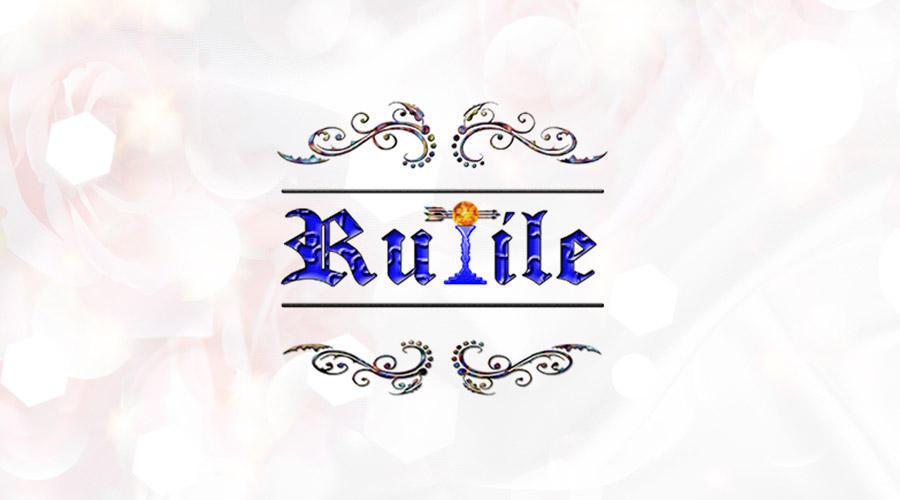 立川ボーイズバー「Rutile」のメインビジュアル