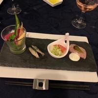 昨日フランス料理食べてきました👏🇫🇷の写真