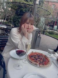 イタリアン食べてきたあ🍕の写真