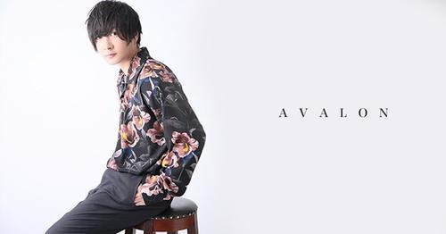 歌舞伎町ホストクラブ「AVALON」のメインビジュアル