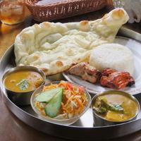 どーも、3日連続でインド料理を食べてる僕☆ですっ!の写真