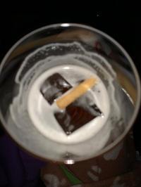 じゃがりこがビールに入っちゃいましたこんにちはの写真