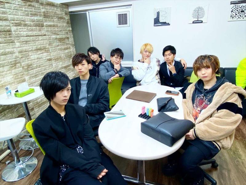SIX TOKYOキャスト写真