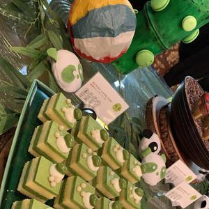 インターコンチネンタルの抹茶スイーツビュッフェで糖分補給してきた🥰の写真2枚目