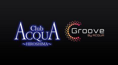 広島}ホストクラブ「ACQUA -HIROSHIMA-」のメインビジュアル