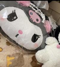 新しいクロミちゃんのクッション増えました〜!!😄の写真