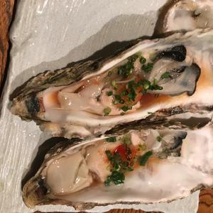 大好きな牡蠣ー💓の写真1枚目
