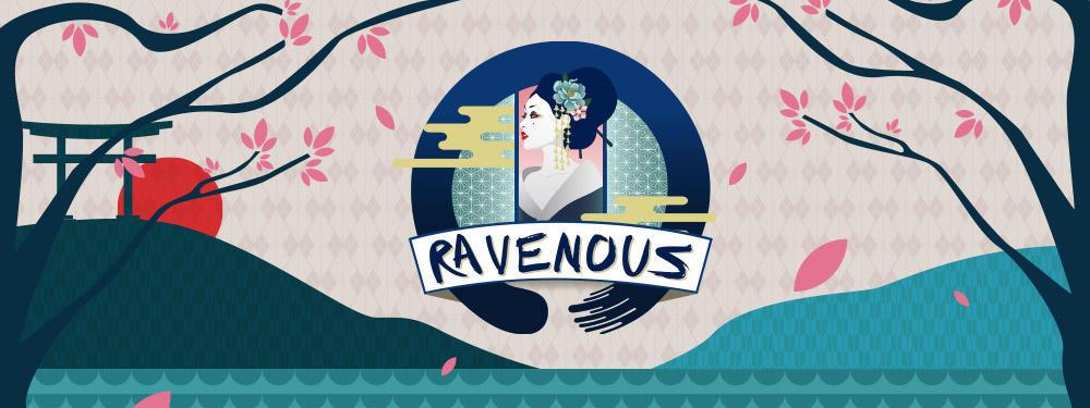 浜松町いちゃキャバRAVENOUS(ラヴィナス)メインビジュアル