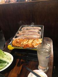 そうなんです、暇なんです。コロナに負けず営業してます🤜🏻🤛🏻 #サムギョプサル食べたいの写真