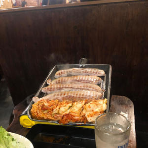 そうなんです、暇なんです。コロナに負けず営業してます🤜🏻🤛🏻 #サムギョプサル食べたいの写真1枚目