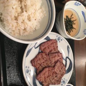 たまーに牛タン食べたくなる(*'▽'*)の写真1枚目