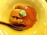 ウニイクラ丼🥺✨✨✨の写真