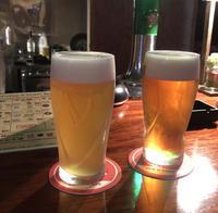 前に行ったBARのクラフトビール飲み比べした時の📷の写真