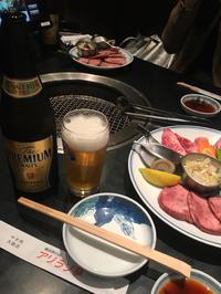 休みの日に焼肉〜の写真