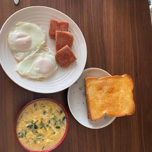 いつも朝時間なくて朝ご飯食べないのですが、の写真1枚目