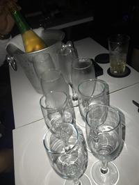 この前は二本シャンパンありがとうございました!!の写真