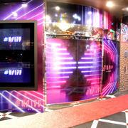 歌舞伎町ホストクラブ「#Noise」の店内写真
