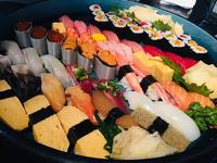 お寿司いただきました!の写真