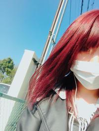 髪色……の写真