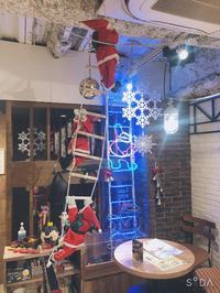 来てびっくり!!スマイリーがクリスマス仕様になっております!🎄の写真