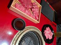 昨日はお休みだったから美味しいお肉食べてきたんだ〜幸!!!の写真