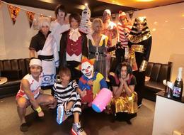 歌舞伎町ホストクラブNoelのイベント「🎃Halloween🎶Event🎃」の様子