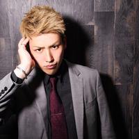 歌舞伎町ホストクラブのホスト「武流」のプロフィール写真