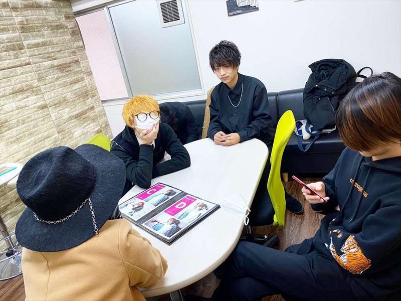 A-TOKYO -3rd-キャスト写真