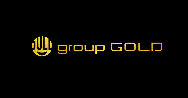 group GOLDのロゴ