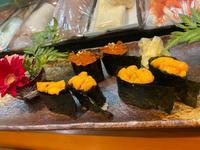 同伴でまたお寿司食べに行きました🥺の写真