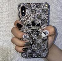 キラキラなiPhoneケースが欲しい💙の写真