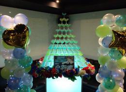 歌舞伎町ホストクラブNoelのイベント「🌟白羽 恋 支配人🌟3夜連続Birthdayイベント♪」の様子