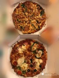 ピザ~🍕の写真