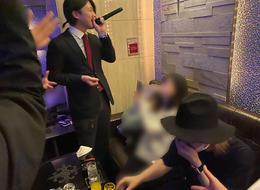 歌舞伎町ホストクラブR -TOKYO-のイベント「入店祭」の様子