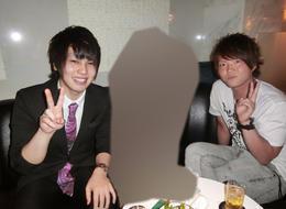 歌舞伎町ホストクラブNoelのイベント「🌟健🌟 Birthdayイベント♪」の様子