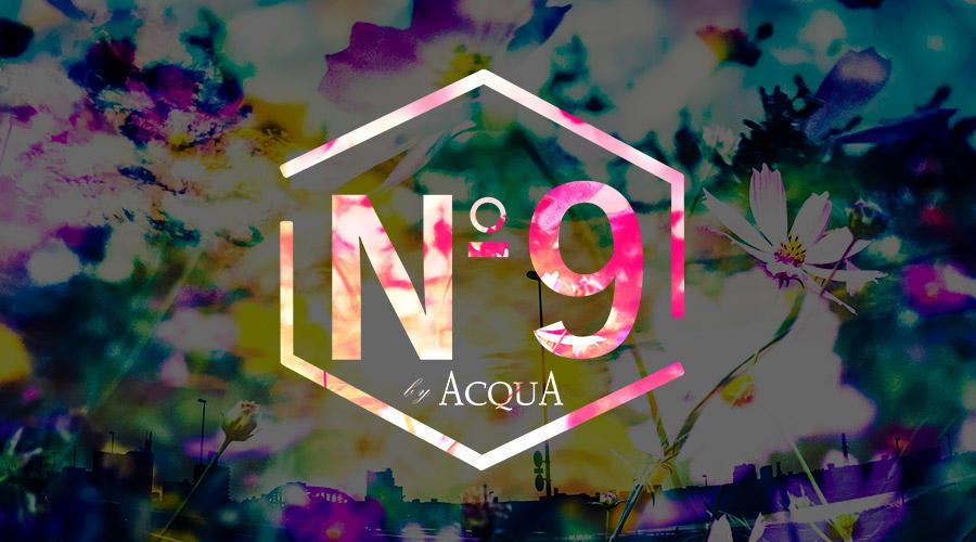 歌舞伎町ホストクラブ「No9」のメインビジュアル