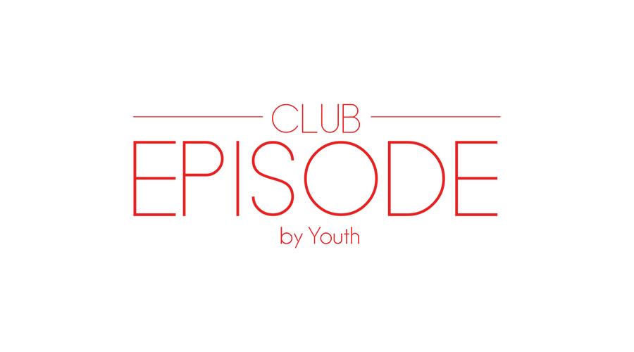 歌舞伎町ホストクラブ「EPISODE -by Youth-」のメインビジュアル