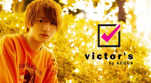 歌舞伎町ホストクラブ「VICTOR's」のメインビジュアル