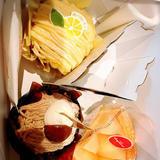 「今日はケーキもらいました!メロンのケーキは」のサムネイル