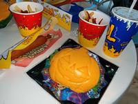 最近ディズニーランドに行きました〜ハロウィンシーズンはゾクゾクして好き〜∩˙▿˙∩の写真